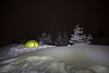 Starless night (davidbotta) Tags: winter camping mountains snow expedition explore summit wintercamp tent light dramatic clouds fog mist snowshoes hiking