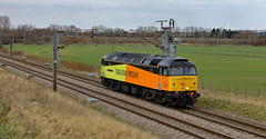 GBRf - 47749 (dgh2222) Tags: class 477 47749 ecml diesel light engine hambleton uk railways