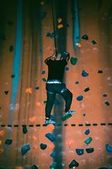 climbing (janette_j) Tags: rock climb climbers ektar 100 nikon n65