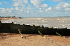 Groynes, Whitstable, Kent (Richard Glock) Tags: whitstable seaside groyne waves whitehorses
