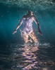 Amongst The Fish (rosiebondi) Tags: underwater portrait ocean sea light leica leicaxu sydney australia coast water