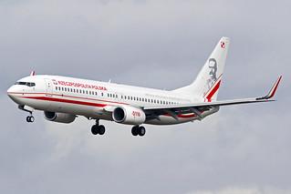 Polish Air Force Boeing 737-86X 0110 FRA 08-03-18