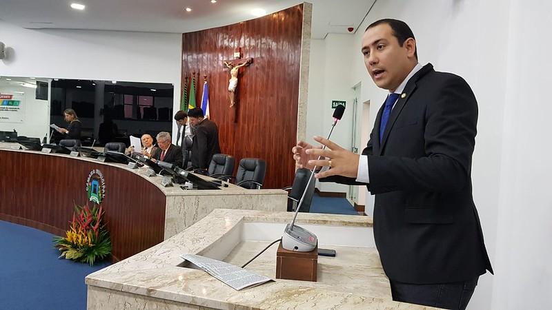 Vereador Renan Colares (PDT)