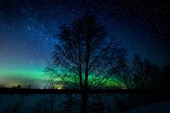 IMG_0012-Edit-2 (Marko Pennanen) Tags: auroraborealis night nightphotography nightsky northernlights revontuli tähdet tähtitaivas