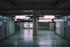 Movement (OzGFK) Tags: asia japan tokyo metro transport train trainstation eki film analog 35mm nikon nikkor cinestill cinestill800t cinestillfilm urban city night winter underground