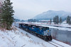 Lothrop (jameshouse473) Tags: mrl sd70ace emd lothrop alberton montana rail link railway railroad snow winter river