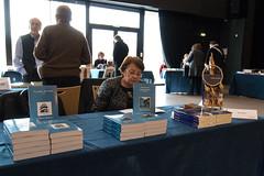 3ème Salon du Livre de La Wantzenau (aurelien.ebel) Tags: 2018 alsace basrhin espaceculturellefildeau france lawantzenau lefildeau saisonculturelle