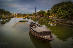 Vietnam (Ed Kruger) Tags: 2017 allrightsreserved asia asiancities asiancountries cultureofasia edkruger millakruger octover peopleofasia photosofasia southeastasia thubonriver abaconda asian asians blue boat clouds copyrights fishing hoian kirillkruger morning qfse river rodkruger sky sun travel travelphotography vietnam water wave thànhphốhộian quảngnam vn