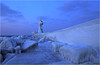 Iceworld (Sandra OTR) Tags: sassnitz rügen ruegen leuchtturm lighthouse frozen vereist eingefroren winter snow ice cold eis morning sunrise night germany baltic sea ostsee
