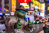 Leonardo In Disguise (MadMartigen) Tags: tmnt tmnt1990 leonardo teenagemutantninjaturtles ninjaturtles neca necatoys manhattan toy actionfigure nyc newyork