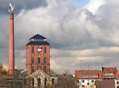 - (txmx 2) Tags: bremen city architecture building facade tower chimney brick explored kulturzentrumschlachthof