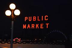 Pike Place 6 (Krasivaya Liza) Tags: pike place market pikeplace pikeplacemarket flowers fish veggies stalls vendors fruit seattle wa washington state pac northwest pacific puget sound waterfront city urban cityscape street streets art snow snowy winter feb 2018