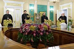 01. Заседание Священного Синода РПЦ 07.03.2018