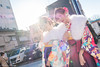 DSCF8388 (Robin Huang 35) Tags: 陳郁晴 羽晴 min 黃艾比 abbie 日本 japan 東京 tokyo 台東區 淺草 asakusa 和服 袴振袖 雙模 遊拍 人像 portrait lady girl fujifilm xt2