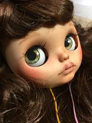 "Soon at my etsy store .. For Adoption .. #62 "" Marshmallow "" .. light tan skin.  My etsy store : mycutetreasure0875 ( ig acc : mycutetreasure0875 )"