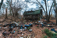 Abandoned (Evan's Life Through The Lens) Tags: camera sonya7rii lens glass beautiful vibrant color month amazing pretty abandoned urbex