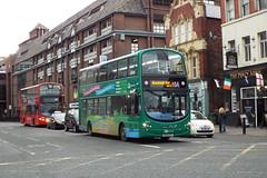 6046-02 (Ian R. Simpson) Tags: nk12gcx volvo b9tl wright gemini2 gonortheast tynevalleyten bus 6046 goahead