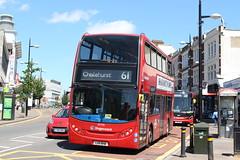 Stagecoach, 19799 (LX11BHW) (Chris GBNL) Tags: stagecoach bus stagecoachlondon 19799 lx11bhw alexanderdennis enviro400 tfl route61 london