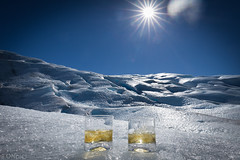 Glacier on the Rocks (Oliver Nehring) Tags: gletscher glacier peritomoreno argentina patagonia canon 1635mm sunshine whiskey rocks ice