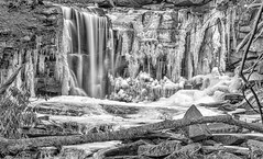 Elakala Falls in Blackwater Falls State Park - WV (stevebfotos) Tags: water movingwater westvirginia longexposure waterfalls elakalafalls