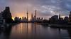 Skyline sunrise (kevinho86) Tags: 24mm eos6d canon city cityscapes skyscraper sky skyline shanghai 都会 空 colour sunrise urban magichour 城市 天空 landscape scenery scape downtown 建築 twilight 上海 wideangle water 天際線 水 雲 simple