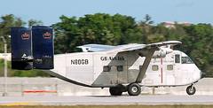 Shorts Skyvan N80GB (707-348C) Tags: fortlauderdale kfll fll shortsskyvan shorts usa skyvan propliner prop turboprop freighter 2007 cargo airliner sc7 gbairlink n80gb