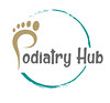 The Podiatry Hub 2 (Professional Designer5) Tags: company logo logos logodesign logodesigner logomaker professional minimalist flat high quality ou originallogo simplelogo vectorlogo cooldesign watercolorlogo femininelogo creativedesign professionaldesign