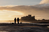 So who said there was something photograph (alf.branch) Tags: bamburghcastle photographers