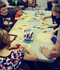 Something to do at 2: Gem Crafts! (MyACPL.org) Tags: glouster glousterpubliclibrary glousterlibrary spring break crafts