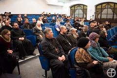В Минской духовной академии состоялась публичная лекция