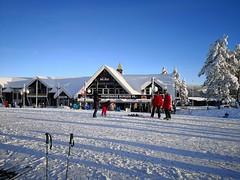 Big Horn at Turistsenter (A. Wee) Tags: 滑雪场 skiresort trysil norway 挪威 特利西尔 bighorn steakhouse turistsenter