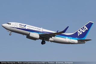 JA17AN   Boeing 737-781   All Nippon Airways