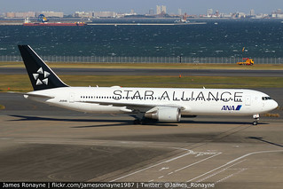 JA614A   Boeing 767-381ER   All Nippon Airways