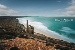 Wheal Coates Mines [EXPLORED] 19/3/18 (grant_lampard) Tags: poldark grantlampardphotography grantlampard cornwall cornwallweddingphotographer stagnes seascape landscape sea turquiose canon coast long exposure lee filter wheal mining mine