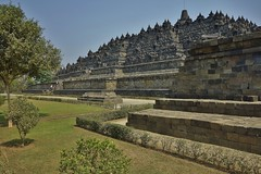 """INDONESIEN,Java, Borobudur - buddhistische Tempelanlage,  7232/9742 (roba66) Tags: reisen travel explorevoyages urlaub visit roba66 asien südostasien asia eartasia """"southeastasia"""" indonesien indonesia """"republikindonesien"""" """"republicofindonesia"""" indonesiearchipelago inselstaat java borobodurbarabudurtempelanlagetepeltempleyogyakarta """"mahayanabuddhismus""""""""buddhisttemple"""" buddhareliefstatuebauwerkbuildingarchitekturarchitecturearquiteturabuildingbauwerkurbankulturdenkmalmonumentfassadefaçadeplatzplaceshistoriehistoryhistorichistoricalgeschichte"""