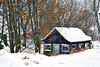 On A Bed Of Snow (emerge13) Tags: lépiphaniequébeccanada countryside winter snow canadianwinters neige nieve oldhousesandbarns farmbuildings snowing