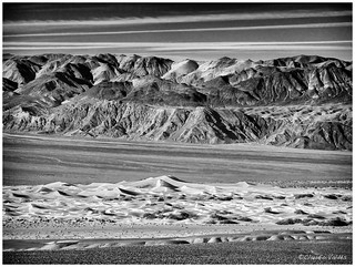 - Sand dunes, a valley and beyond -