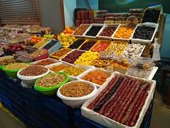 fruity delicacies (Sankab) Tags: dessert deliciously vegan market shop shoping bazaar moscowbazaar fruit fruitydelicacies