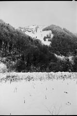 Last Snow (Koprek) Tags: fujigw690ii fomapan 100 croatia zagorje february 2018 film medium landscape