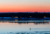 Night time comes (langdon10) Tags: canada canon70d quebec shoreline spring stlawrenceriver bluehour cold outdoors