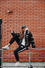 MRGRT-30 (qauqe) Tags: nike air force 1 af1 street urban jjstreet dance company hip hop hiphop house nikon d40 white locks portrait woman girl teenager tallinn estonia elevator stairway photography black bw graffiti stretshopone classics camo cityscape skyscraper