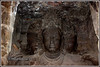 7707 - Maheswaramurthi Siva elephanta Caves (chandrasekaran a 47 lakhs views Thanks to all) Tags: maheswaramurthi siva elephanta caves mumbai maharashtra archaeologicalsurveyofindia templesarchitecturesscuptures india canon60d threeheads