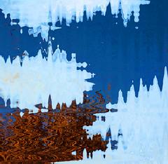 Icy pond (ashokboghani) Tags: abstract abstractart digitalart modernart photoshop photoshopart ice pond