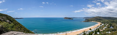 Beach Overlook Panorama