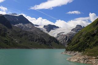 Kaprun Reservoirs