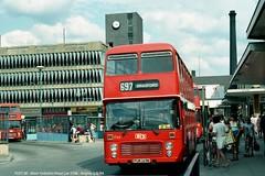 West Yorkshire 1746 840801 Keighley [jg] (maljoe) Tags: westyorkshire westyorkshireroadcar nationalbuscompany nbc bristol vrt bristolvrt ecw easterncoachworks