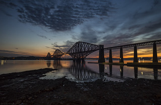 Sunrise on the Forth