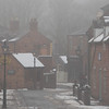 The Good Old Days - Blists Hill (Ged Slaughter Photography) Tags: blistshill ironbridge heritage gedslaughter mist misty winter wintery snow snowy