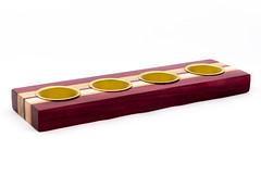 Tea Light Holder (stephen.hulme) Tags: woodwork wood product tealight candle