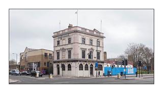 The George Tavern, Stepney, East London, England.